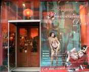 lingerie shop agent provocateur soho london